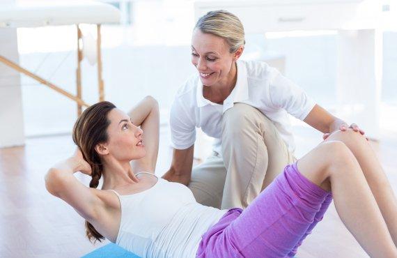 Sporttherapie